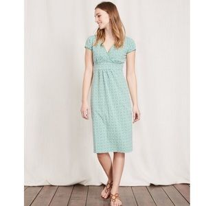 Boden Casual Day Jersey Wrap Dress 10